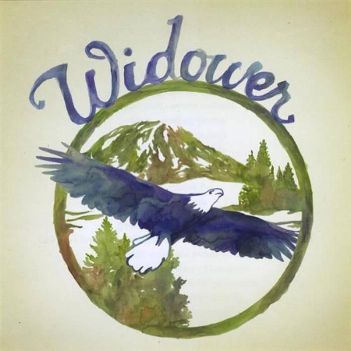 Widower EP cover art