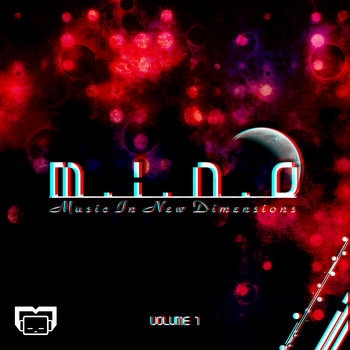 M.I.N.D: Music In New Dimensions Vol. 1 cover art