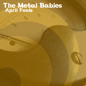 The Metal Babies EP cover art