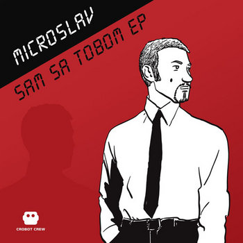 Sam sa tobom EP cover art