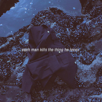each man kills the thing he loves cover art