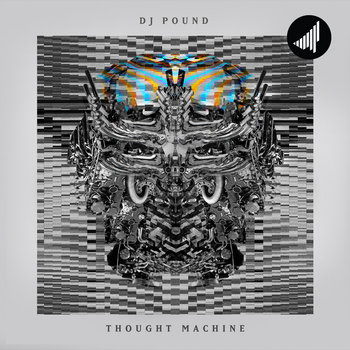 Dj Pound - Thought Machine (STRTEP031) cover art