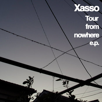 Tour from nowhere e.p. cover art