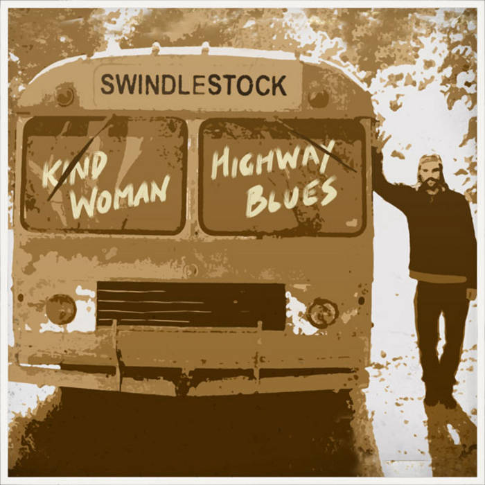 Kind Woman Highway Blues cover art
