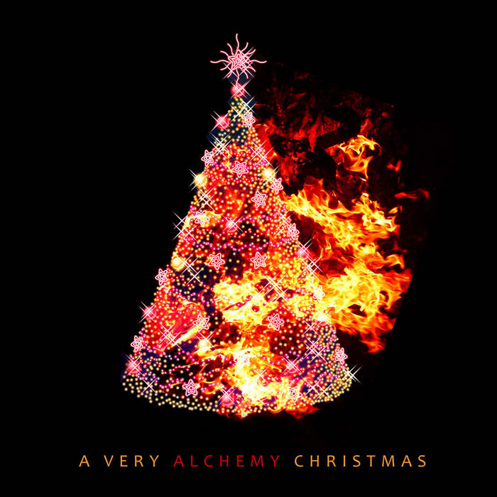 A Very Alchemy Christmas cover art