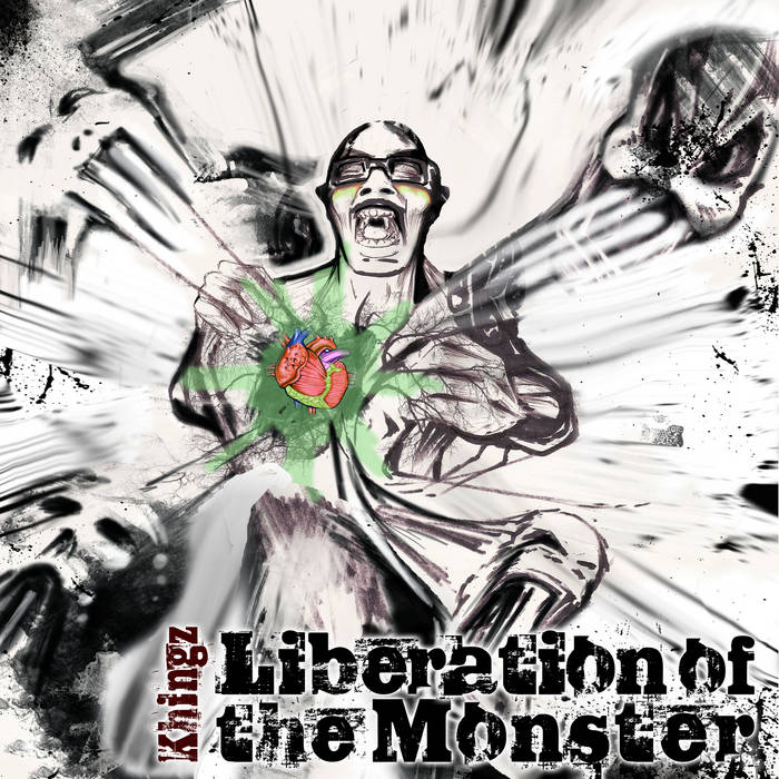 Liberation of the Monster cover art