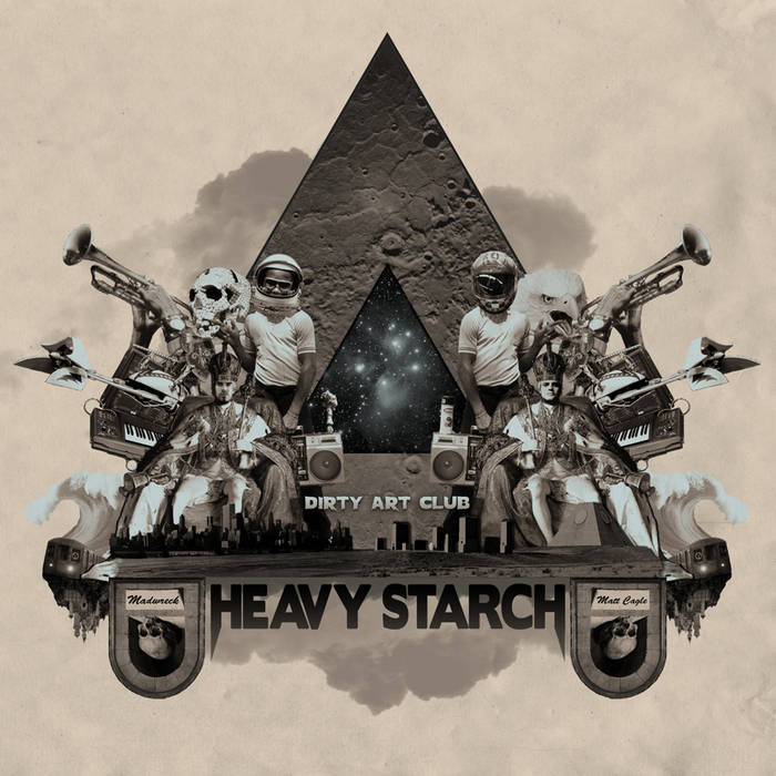 Heavy Starch cover art