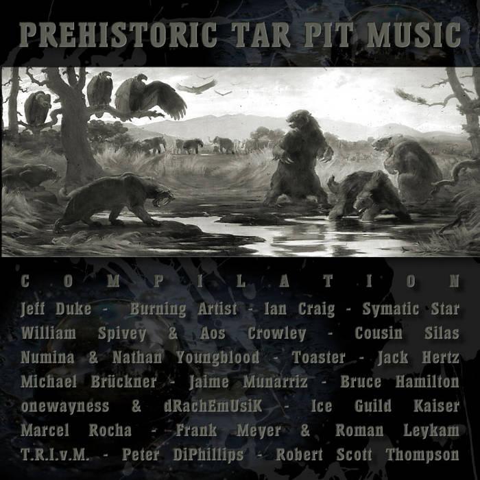 Prehistoric Tar Pit Music cover art