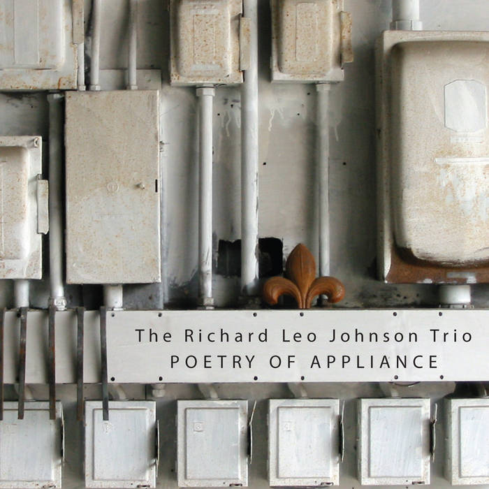 Poetry of Appliance cover art