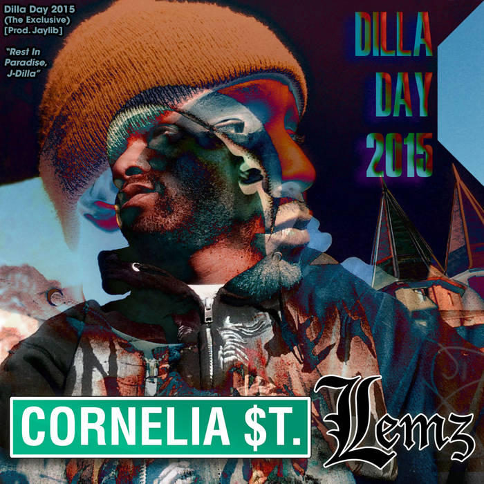 Dilla Day 2015 (The Exclusive) [Prod. J-Dilla] cover art