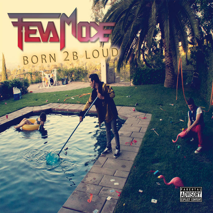 BORN 2B LOUD cover art