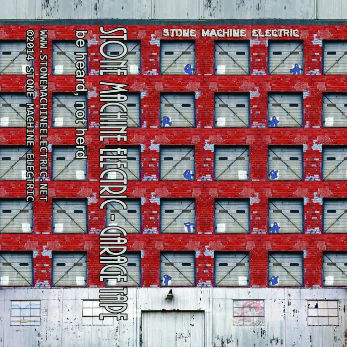 Garage Tape cover art