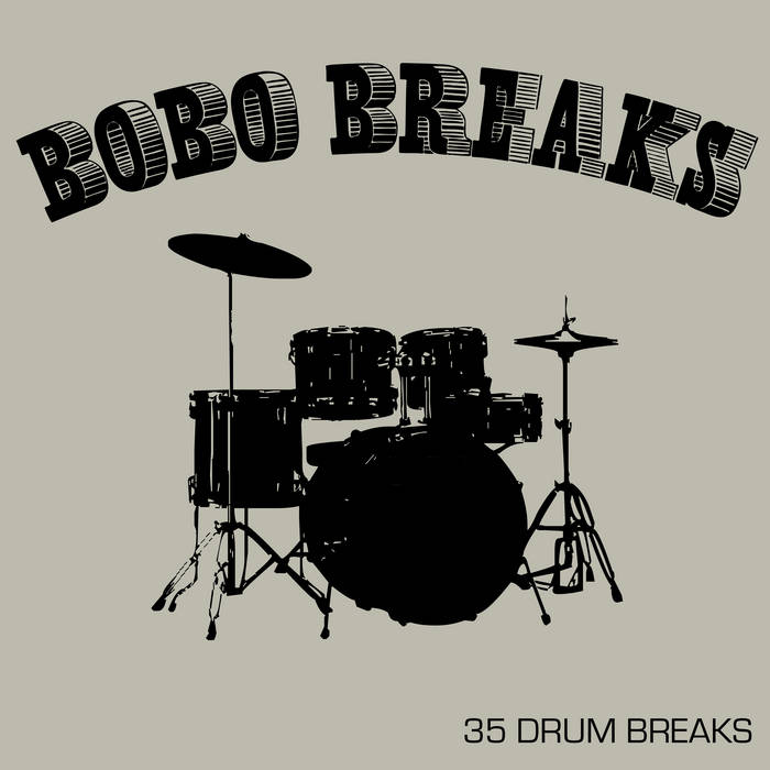 Bobo Breaks (35 Drum Breaks) cover art
