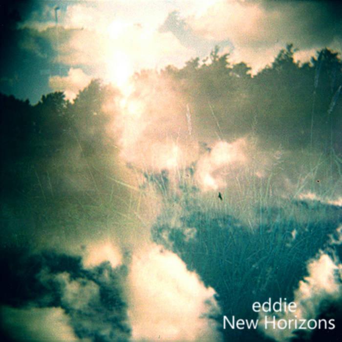 New Horizons LP cover art