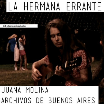 JUANA MOLINA • recordings from Buenos Aires cover art