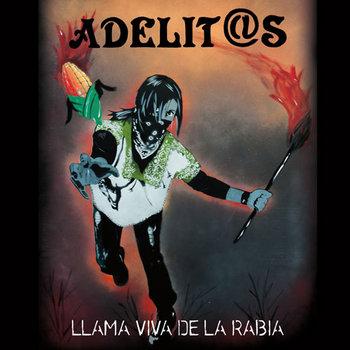 Llama Viva de la Rabia cover art