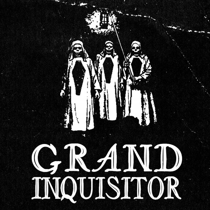 Grand Inquisitor E.P. cover art