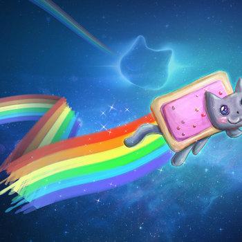 Square Rainbow cover art