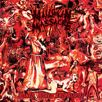Nailgun Massacre-Boned Boxed And Buried-CD-FLAC-2015-DeVOiD Download