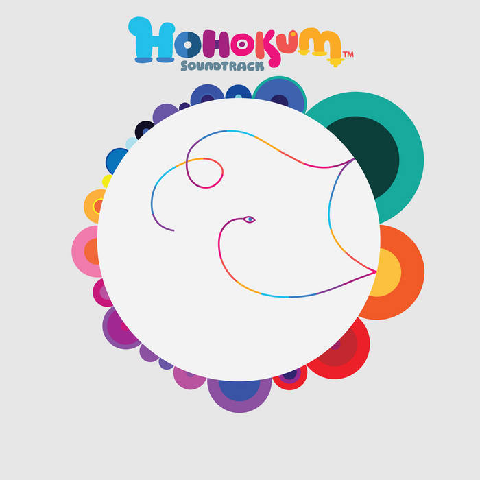 Hohokum Soundtrack cover art