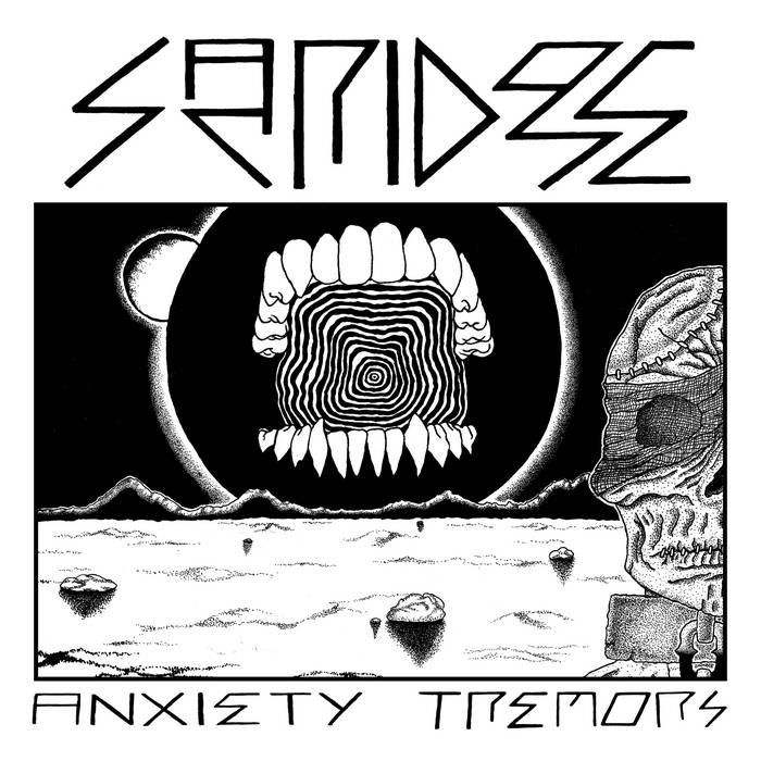 Anxiety Tremors cover art
