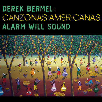 Canzonas Americanas cover art