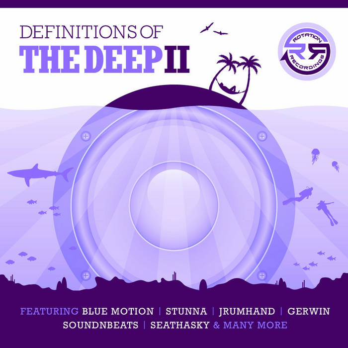 Definitions Of The Deep II cover art
