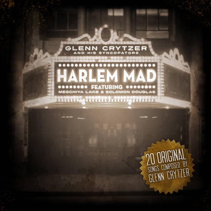 Harlem Mad cover art