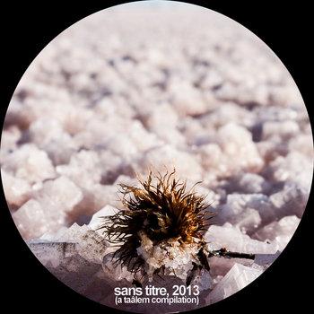 sans titre, 2013 cover art