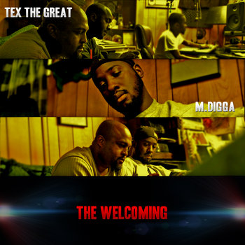 The Welcoming cover art