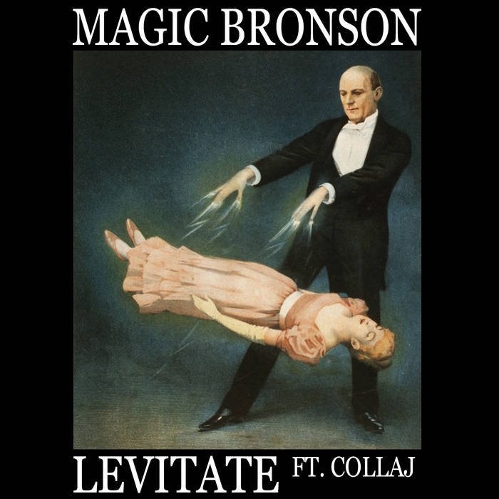 Levitate (feat. Collaj) cover art