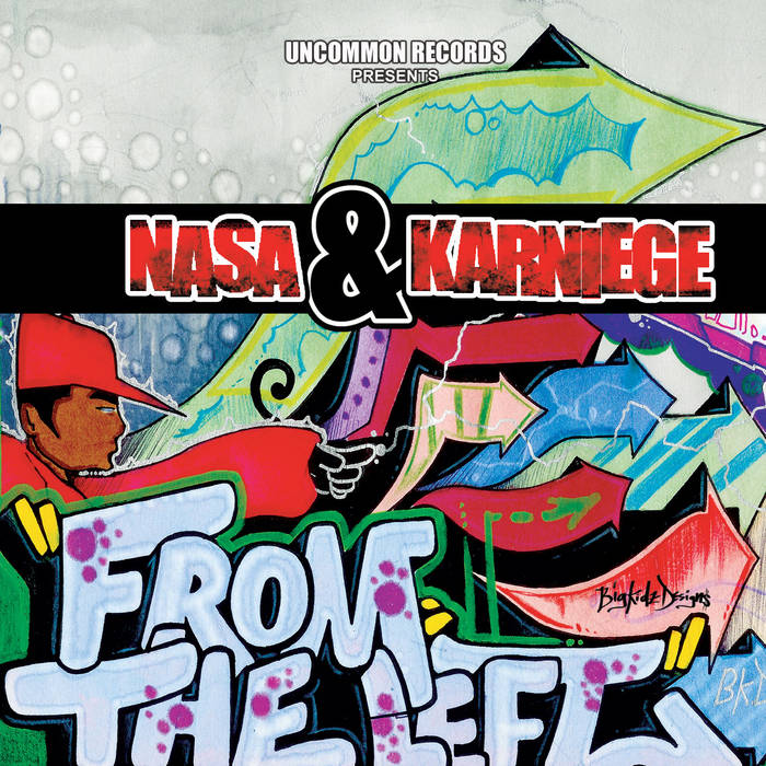 From the Left cover art