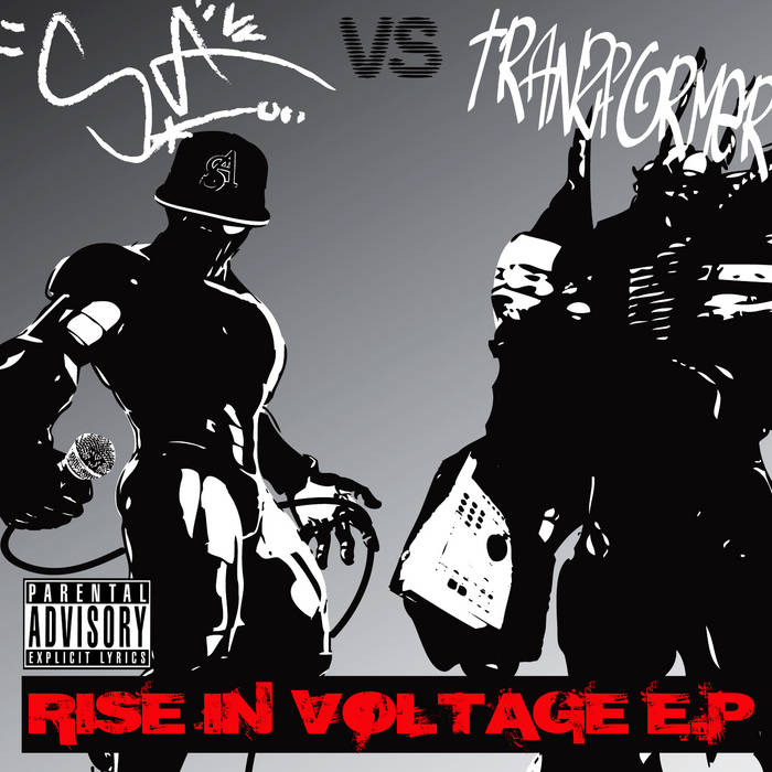 Rise in Voltage EP cover art