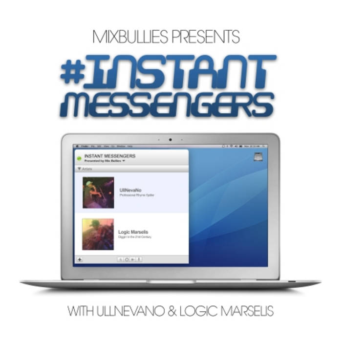 #InstantMessengers cover art