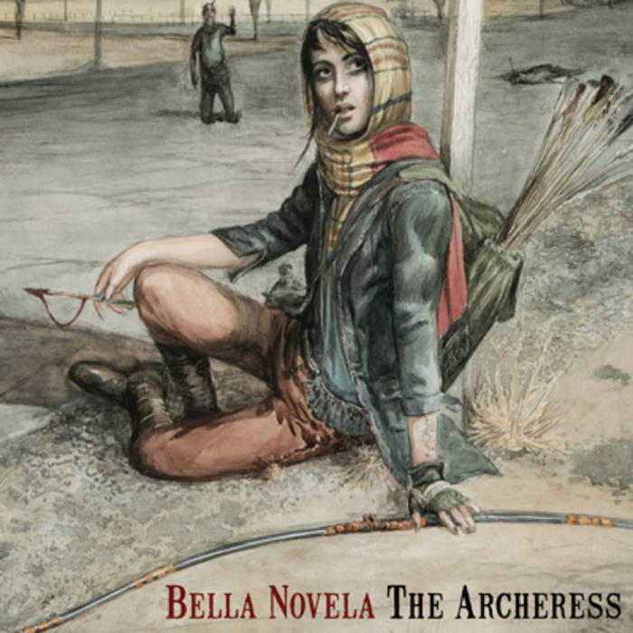 The Archeress cover art