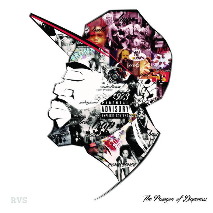 Paragon of Dopeness cover art