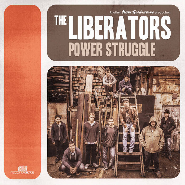 Power Struggle cover art
