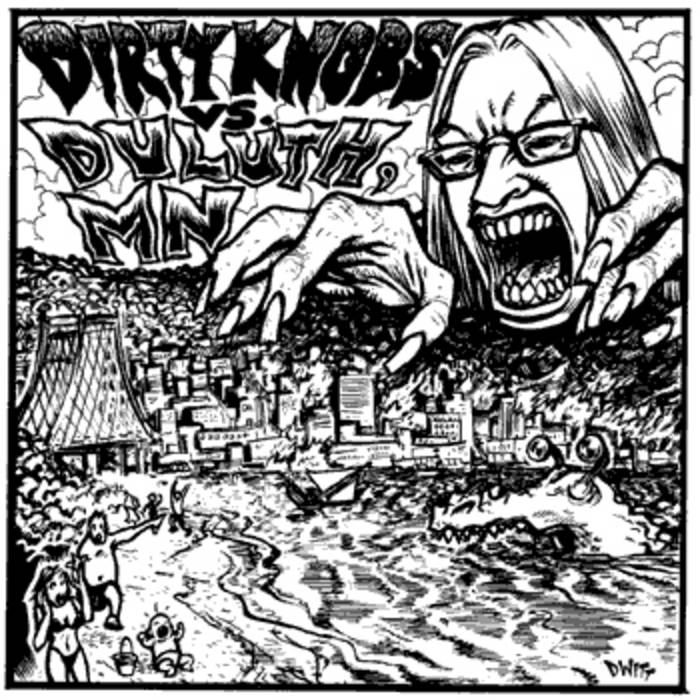 Dirty Knobs vs. Duluth, Minnesota cover art