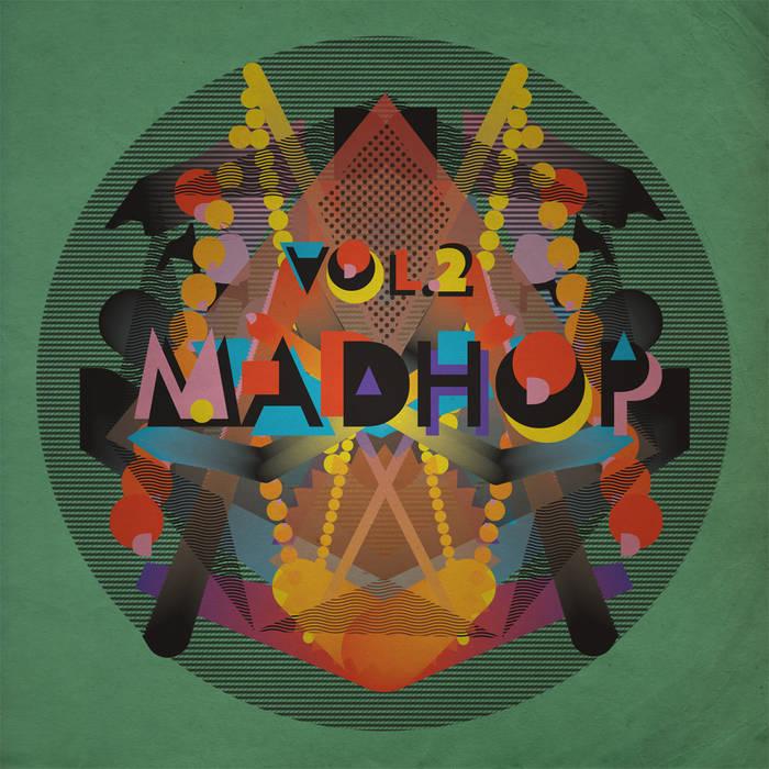 Mad-Hop vol.2 cover art