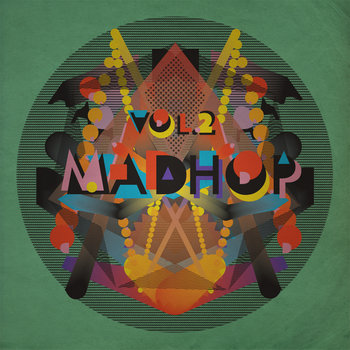 Mad-Hop vol.2 cover art