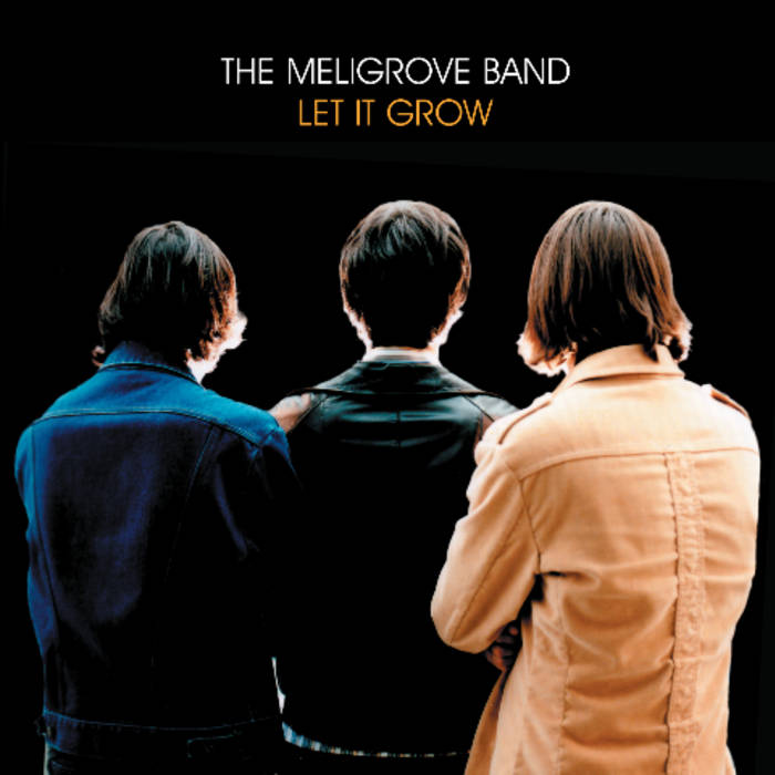 Let it Grow cover art