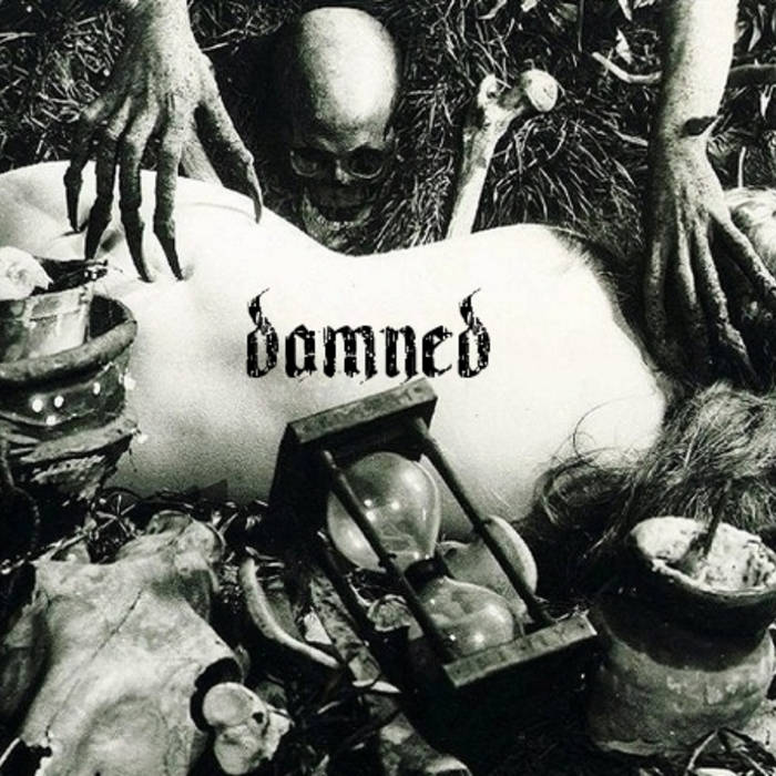 DAMNED cover art