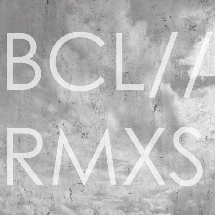 RMXS EP cover art