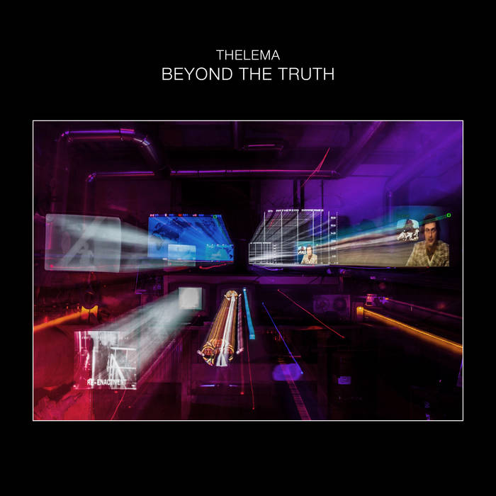 beyond the truth cover art