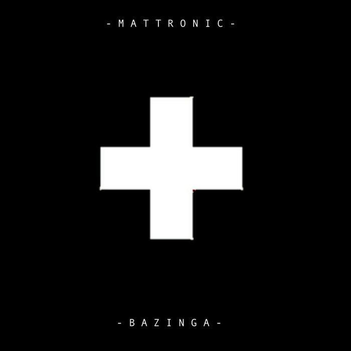 BAZINGA cover art