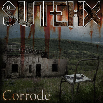 Corrode EP cover art