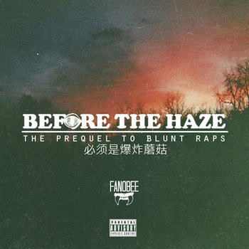 Before The Haze EP cover art