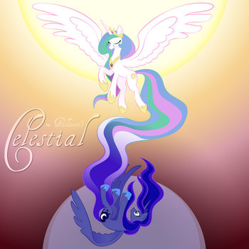 Celestial: Music Inspired By My Little Pony Friendship is Magic cover art