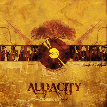 Audacity Limited Edition Package cover art