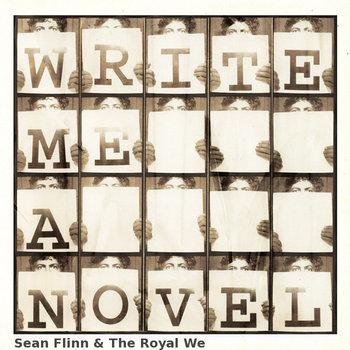 Write Me A Novel cover art